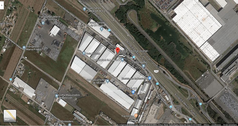 Parque Industrial Ocotlan